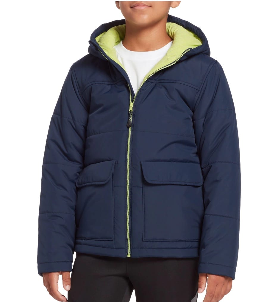 Kids Insulated Jacket