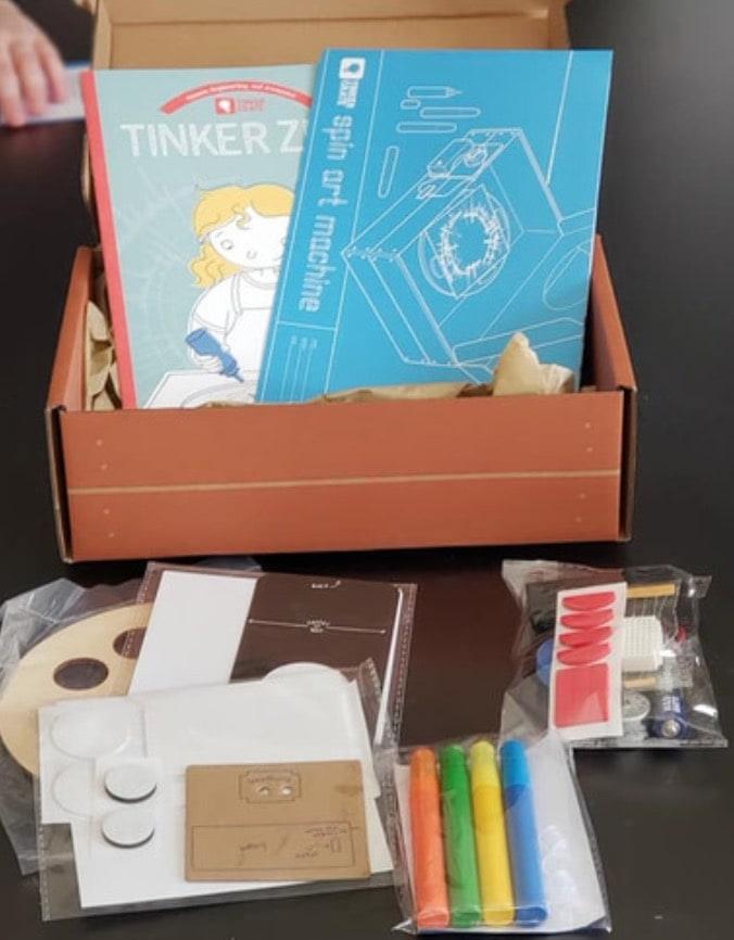 Kiwi Crate Kids Subscription Box