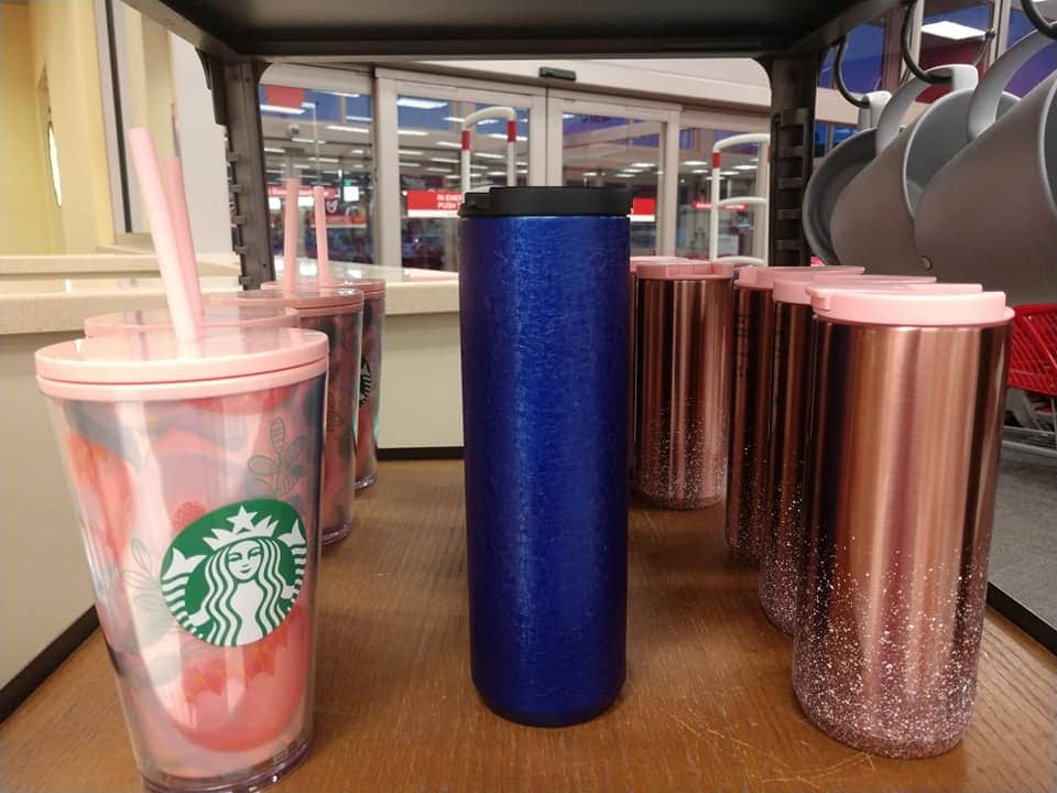 Starbucks Spring Finds