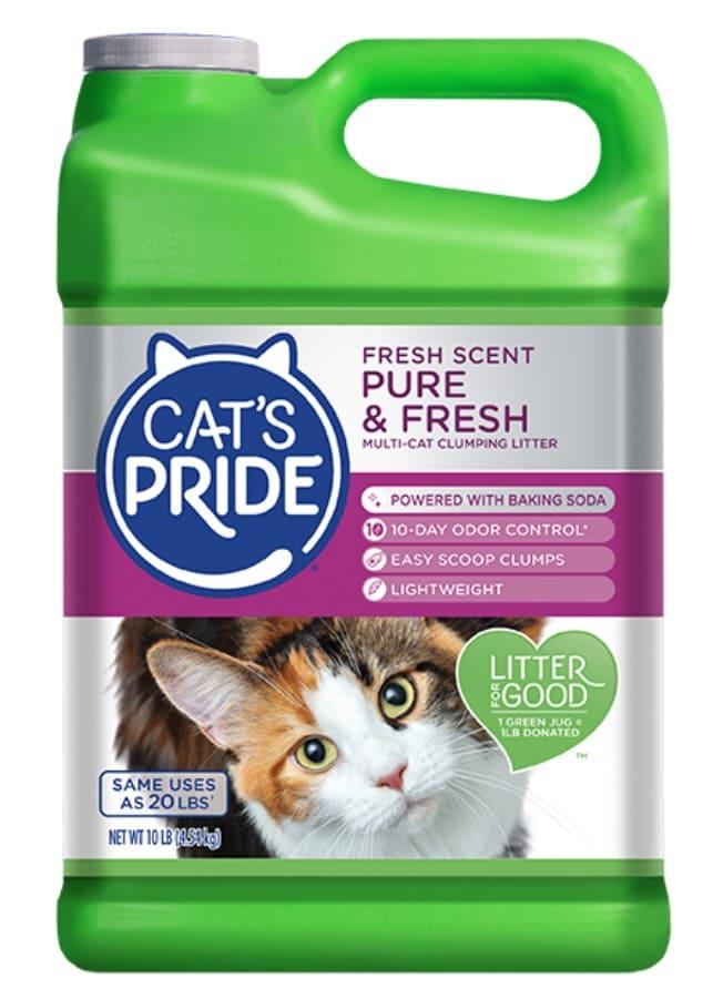 Cat's Pride Cat Litter