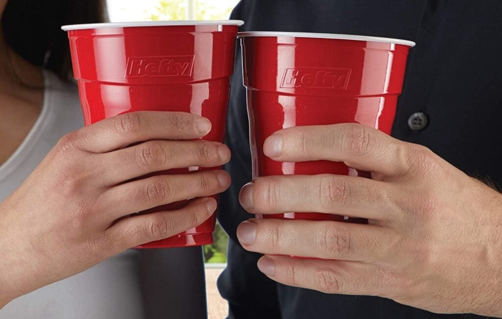Hefty Red Cup