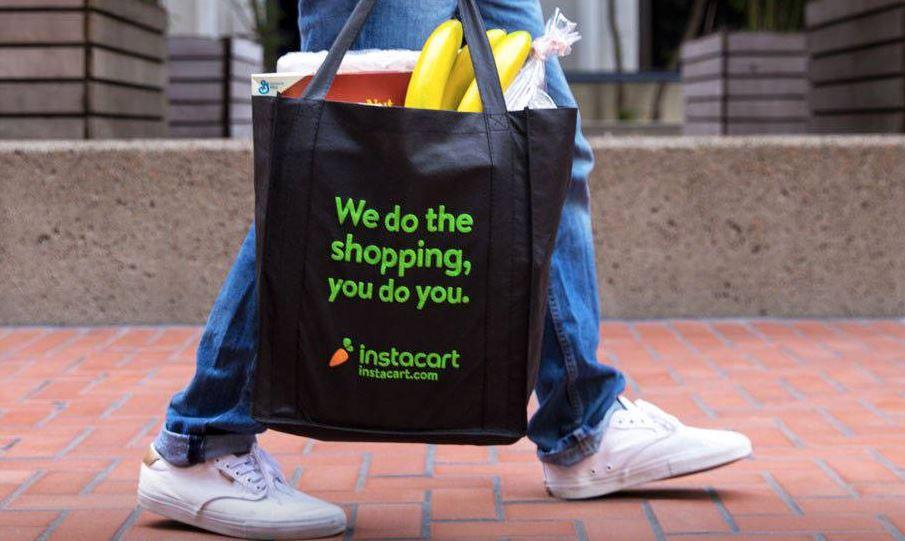 Instacart Shopper Bag