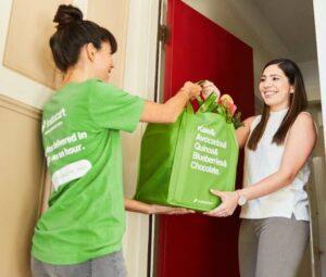 Instacart Shopper Deliery