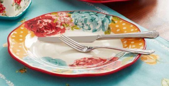 The Pioneer Woman Sale Dinner Plate