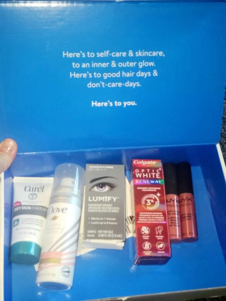 Walmart Beauty Box Subscription Boxes for Women