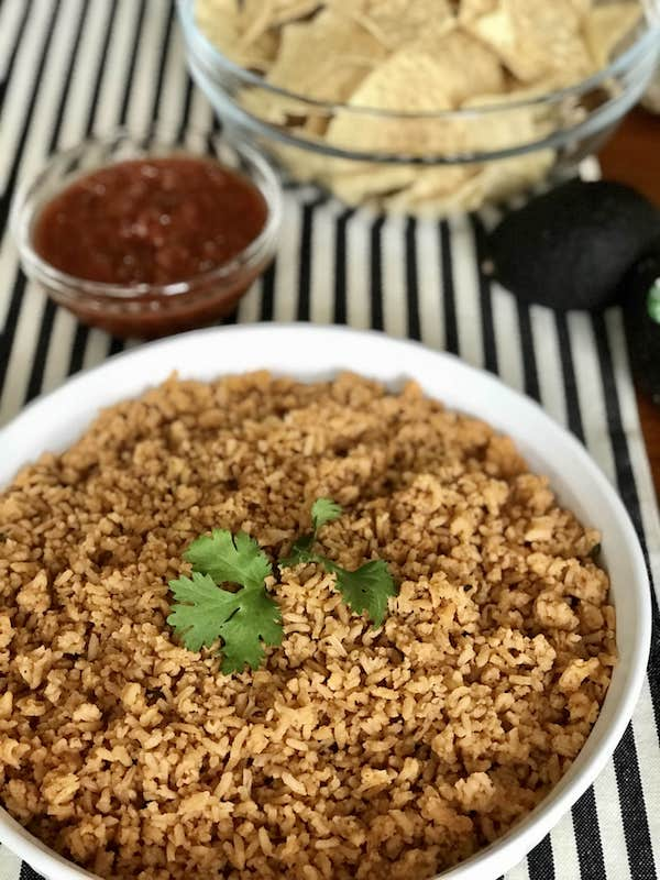 Mexican Fiesta Side Dish