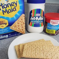 Easy 30-Second S'mores Dessert