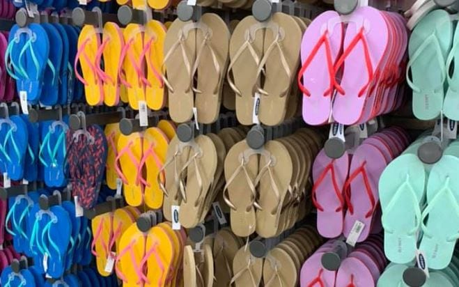 old navy shoes flip flops