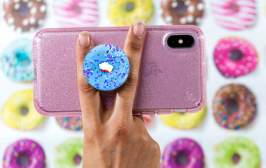 popsockets donut design