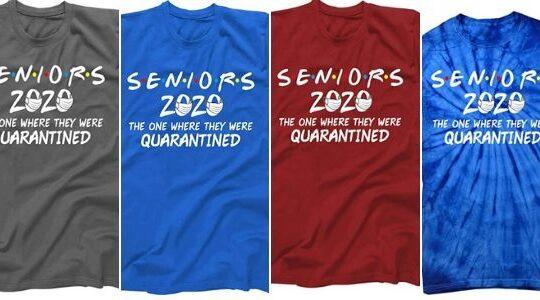Senior 2020 Shirt