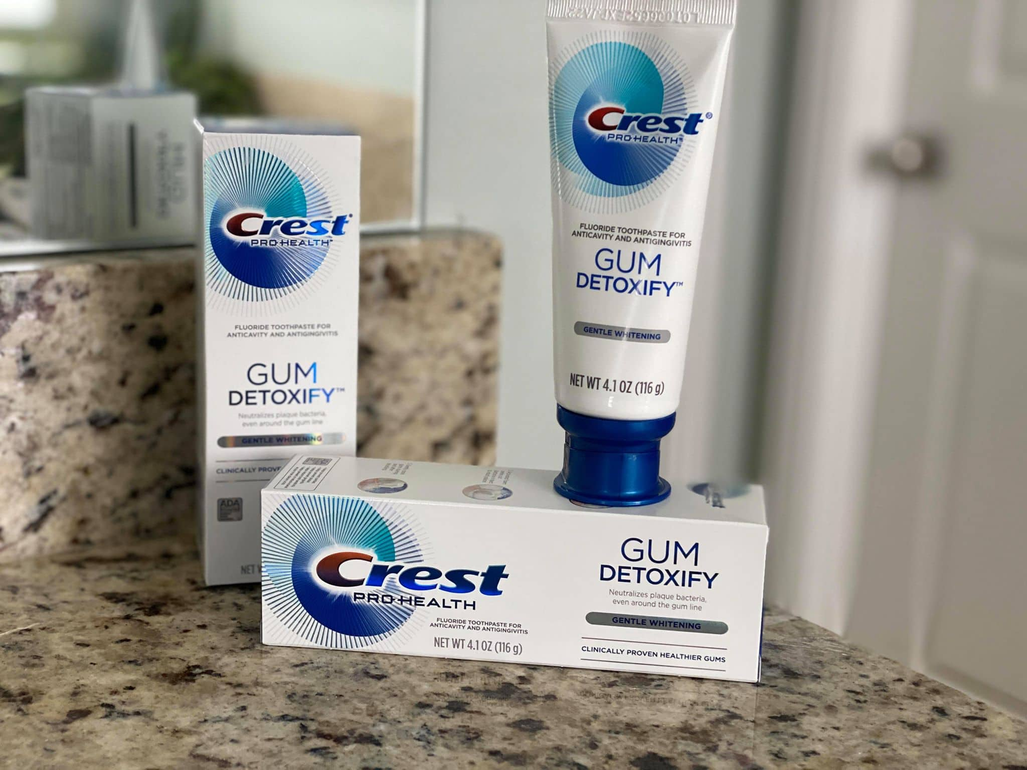 Crest Gum Detoxify Save 9 At Walgreens This Week