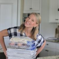 Freezer Meals Recipes + Freezer Cooking Challenge Update (35 Meals DONE!)