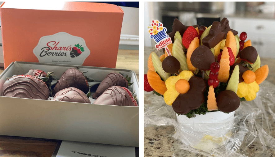Sharis Berries for Mother's Day