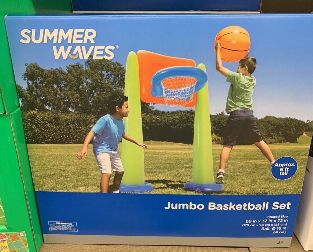 Aldi Toys Basketball Set