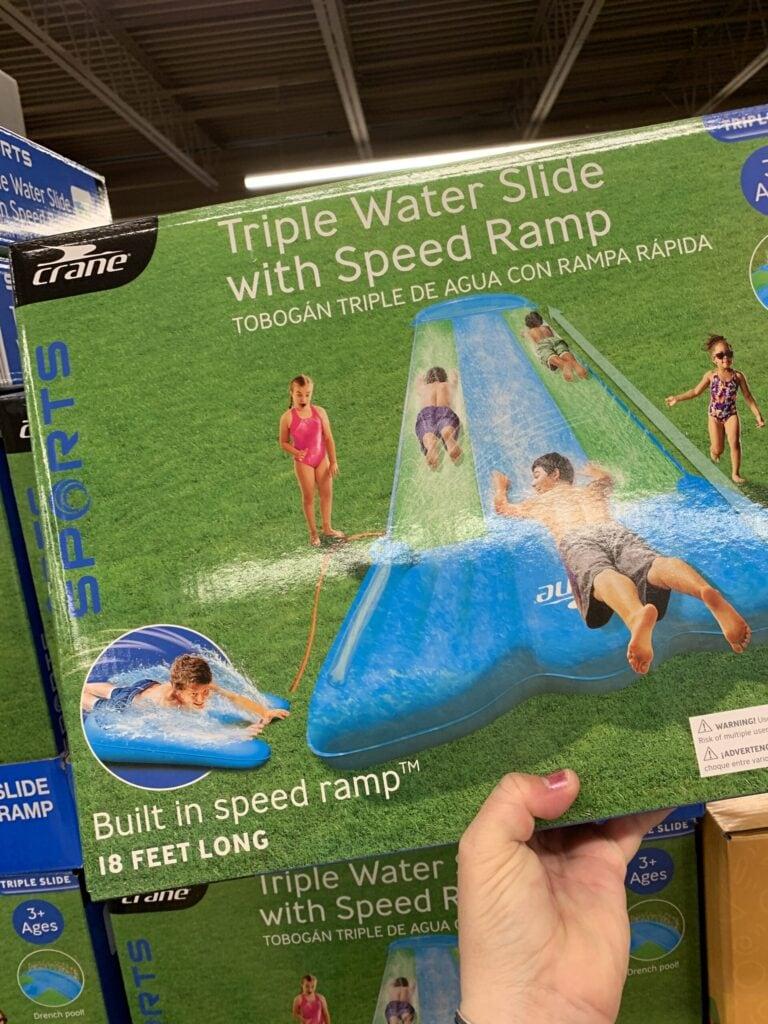 Aldi Toys Waterslide