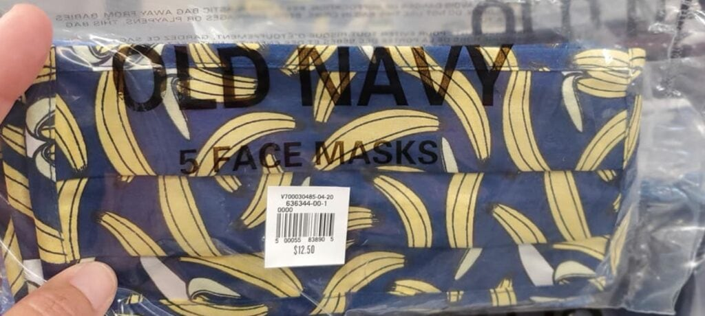 Reusable Face Mask Old Navy