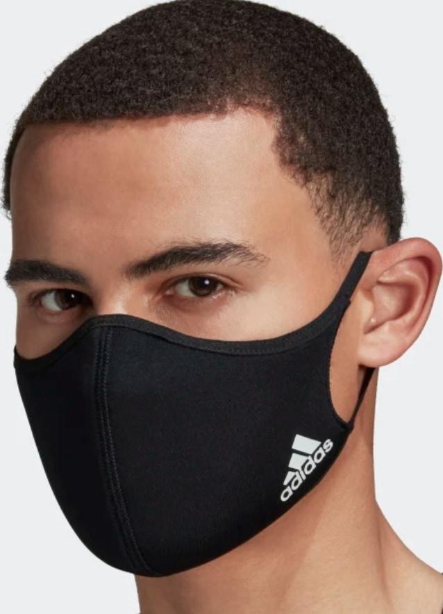 Reusable Face Masks Adidas