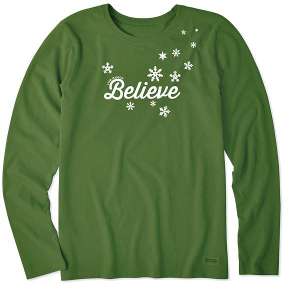 believe tee