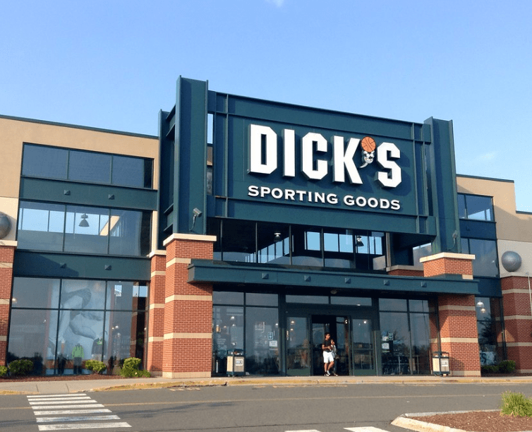Dick's Sporting Goods Coupon Storefront