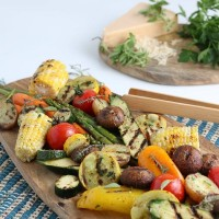 Grilled Vegetables (SO Easy and Perfect for Summer!)