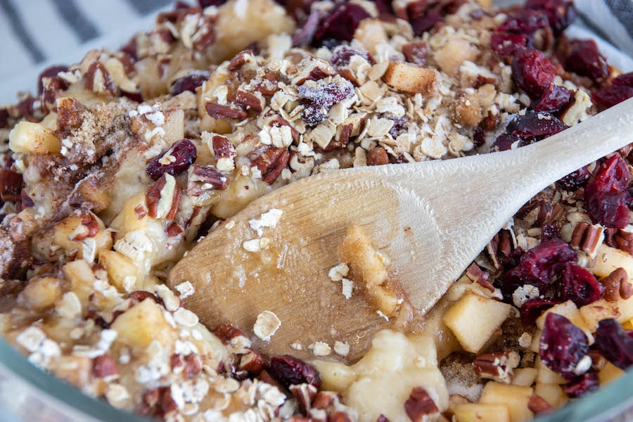 Baked Oatmeal Mix