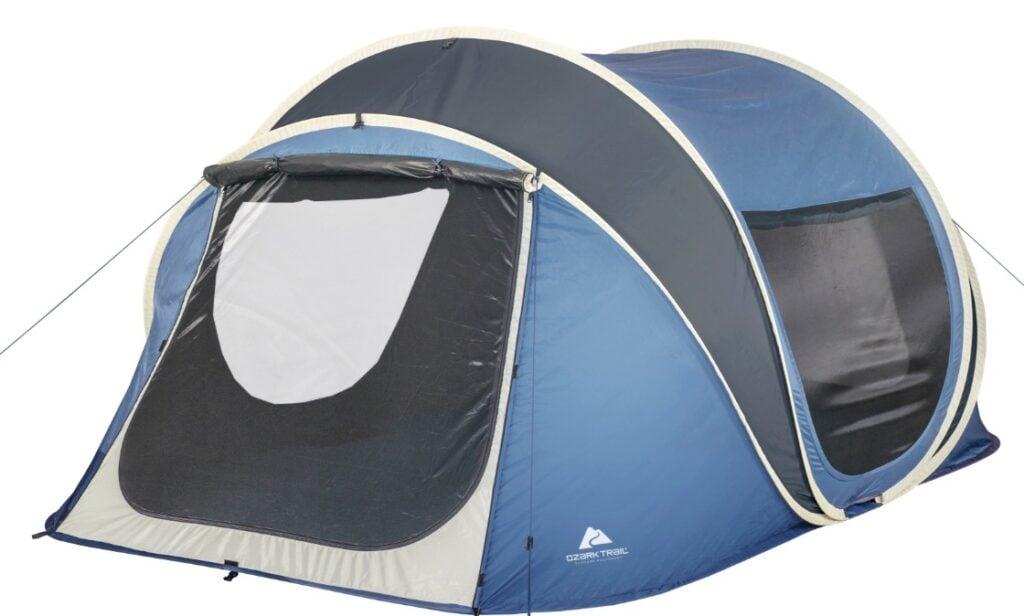 ozark Trail tent sale pop up tent
