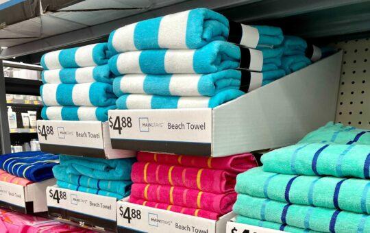 walmar beach towels