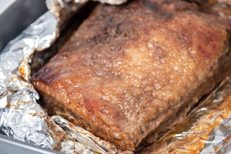 Beef Brisket Oven Recipe