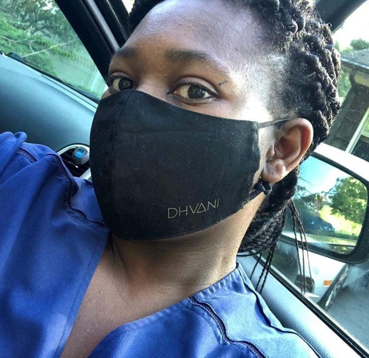 Free Face Mask Dhvani