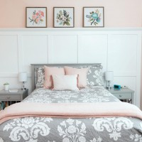 Easy Board and Batten Wall: Easily Transform Any Room On A Budget!