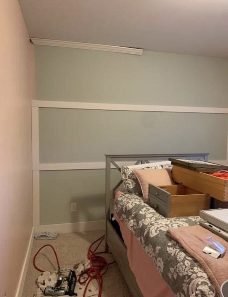 board and batten wall trim