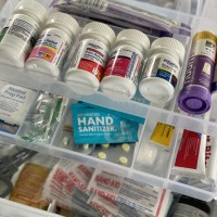 College First Aid Kit (Everything Your Student Needs!)