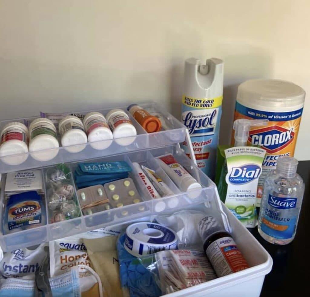 Medication Supply Kit