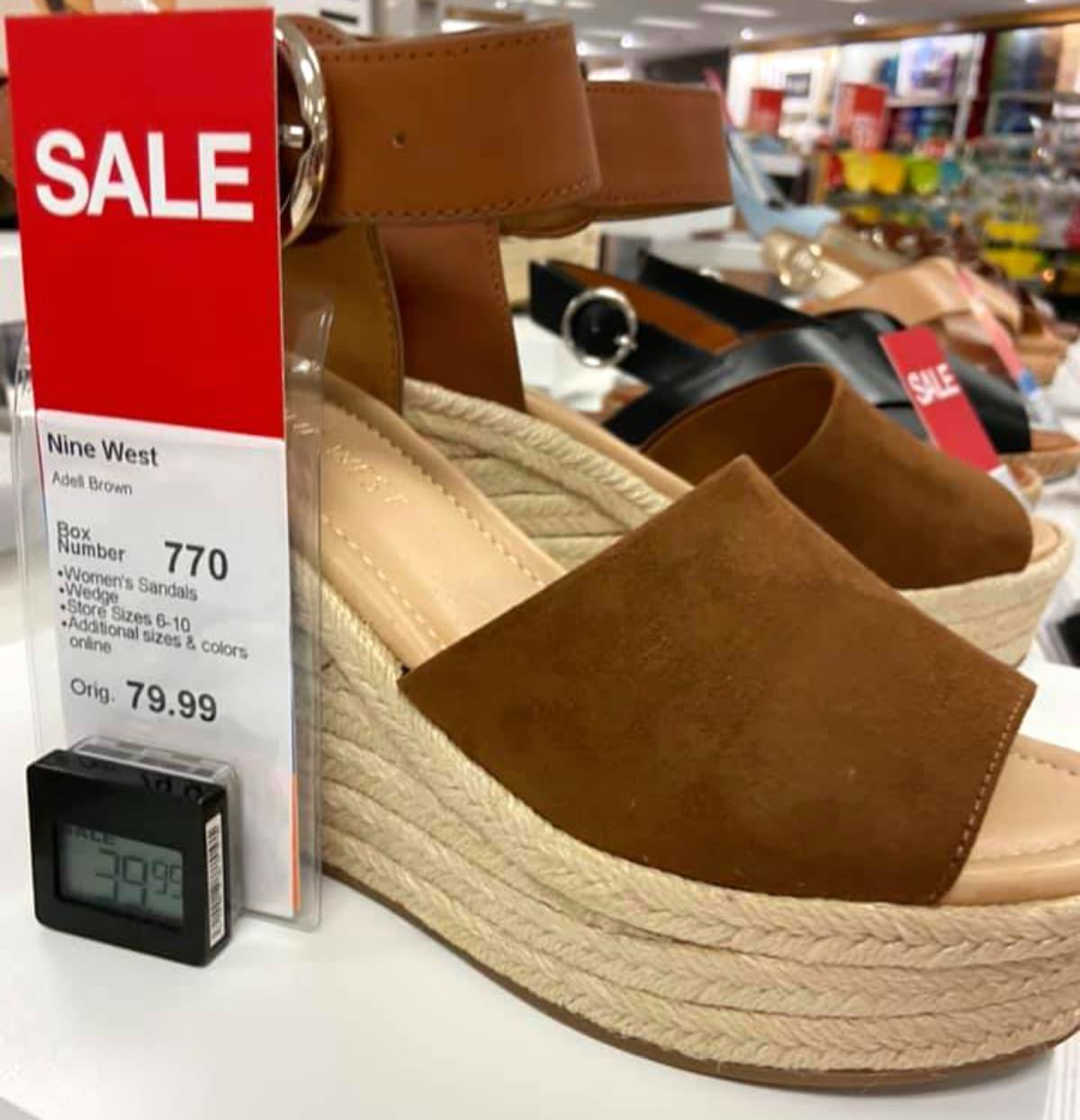 kohl's women's sandals