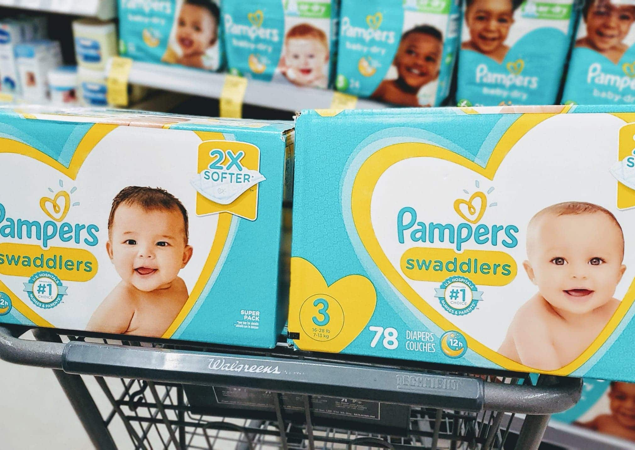 New Pampers Huggies Coupons On Amazon Hot Deals