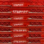staples baskets