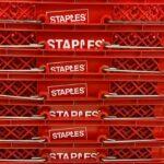 staples baskets