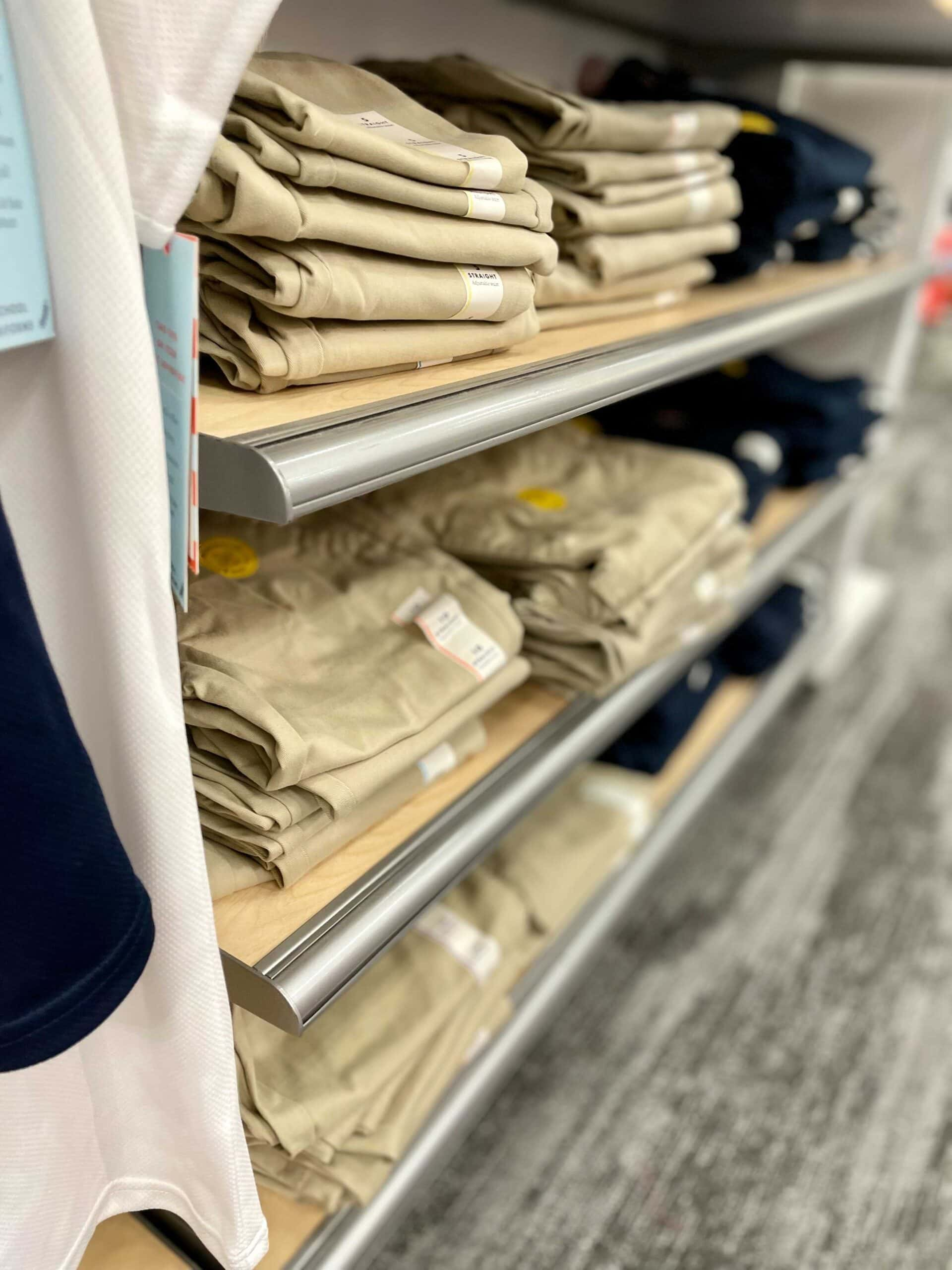 target uniforms