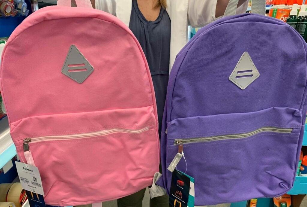walgreens backpacks