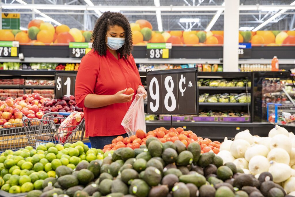mandated face mask for walmart customers