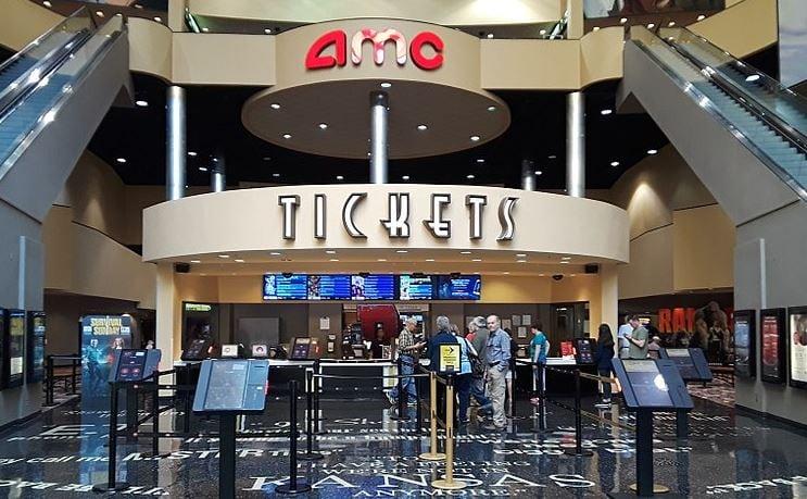 AMC Theatre Deals Main Ticket Hub