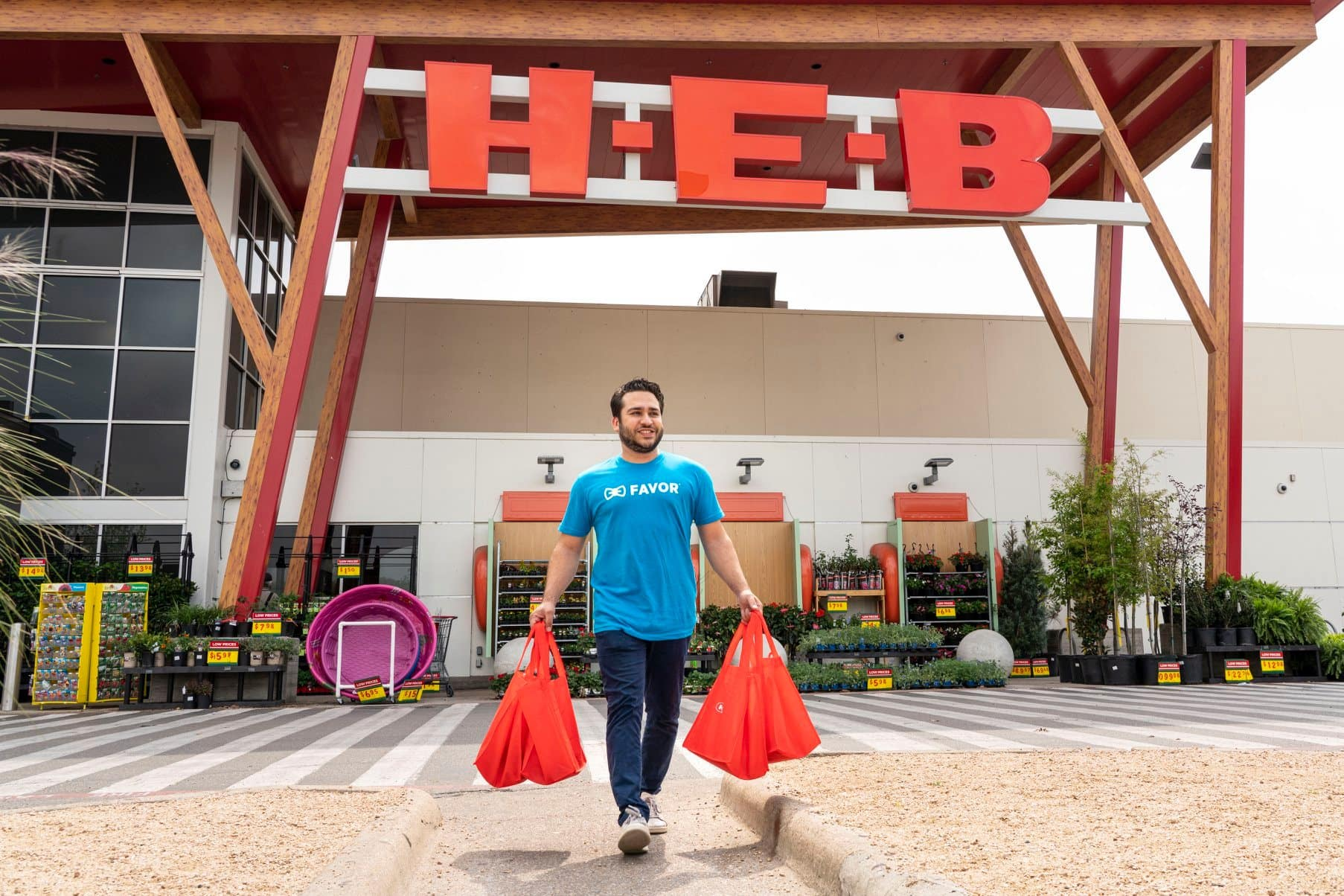 heb delivery