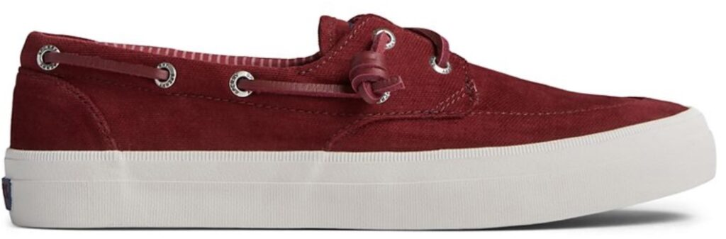 Sperry Sale Boat Crushed Sneakers