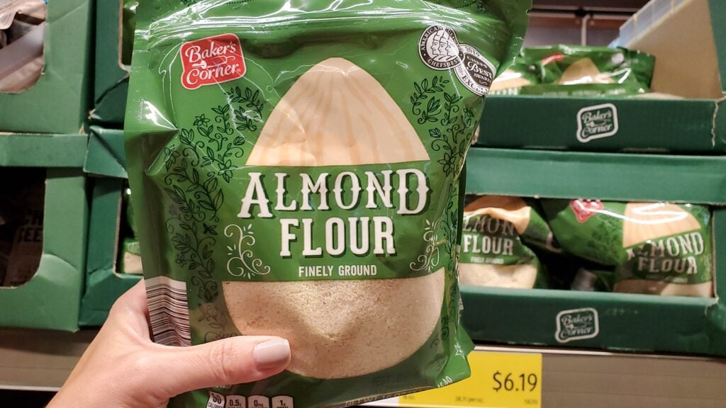 almond flour at aldi for keto baking