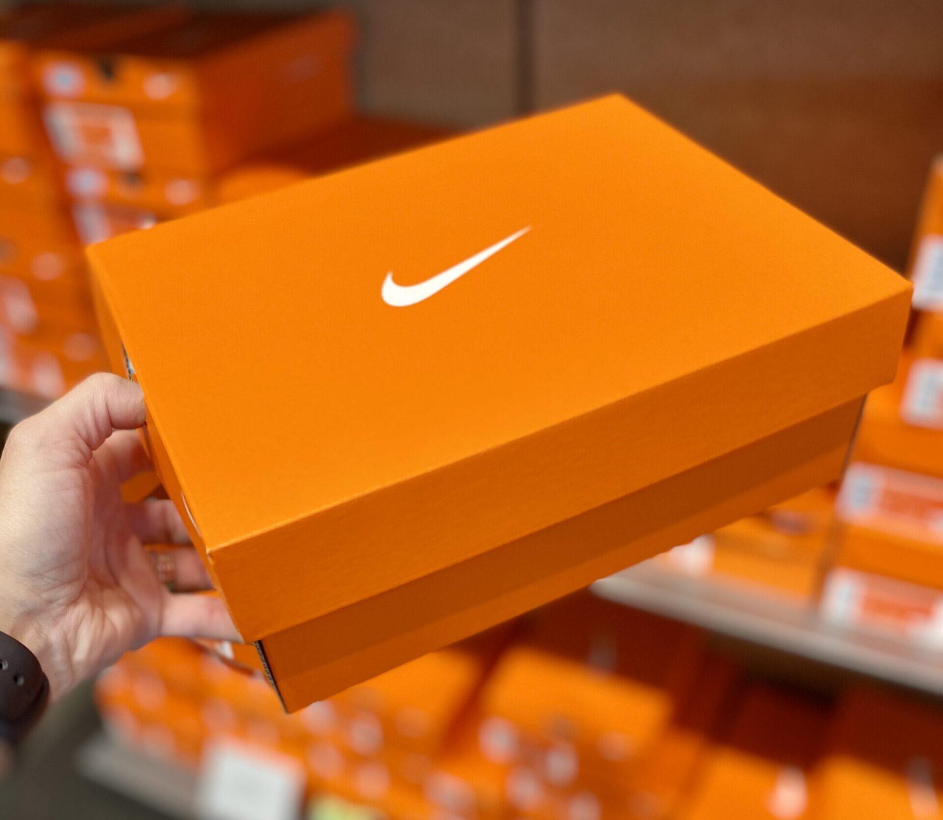 nike box - nike shoes