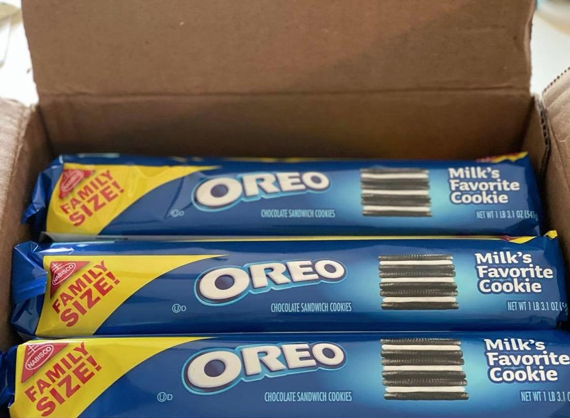 Oreo Cookies Family Size
