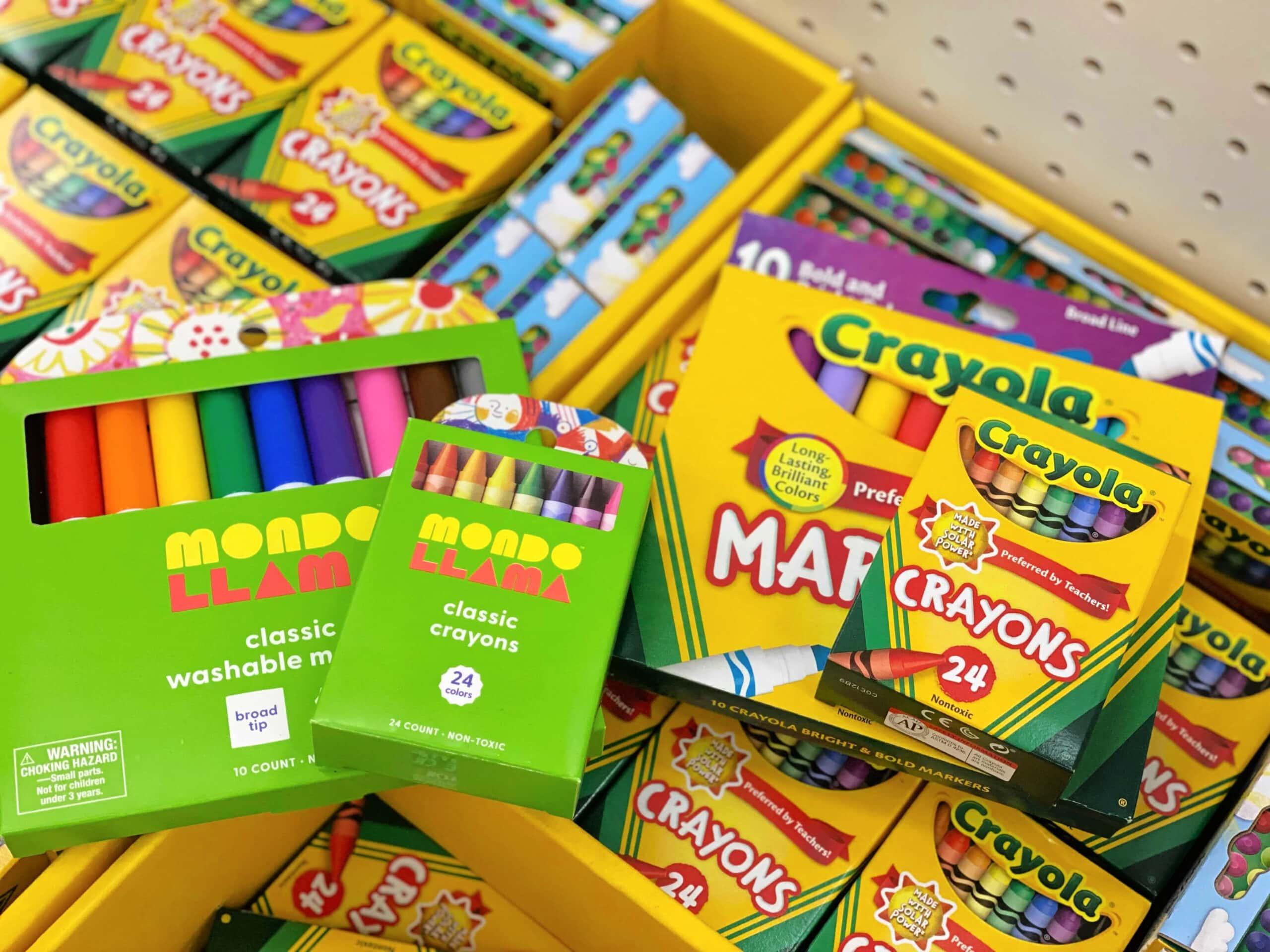 school supplies at target