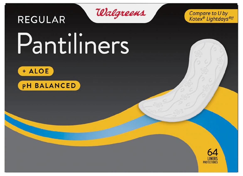 walgreens liners