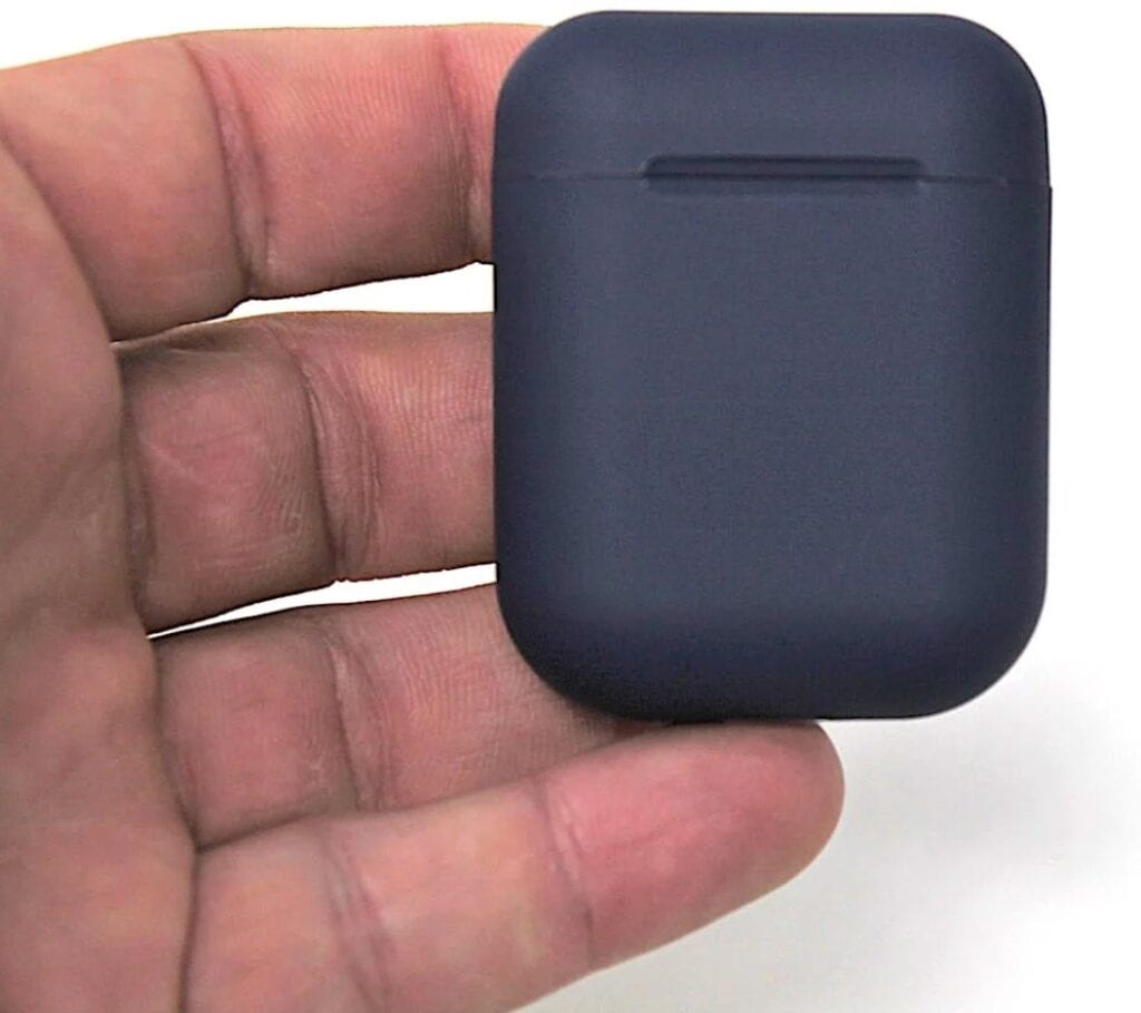 Wireless earbuds case