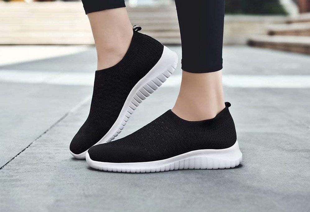 Lancrop Women's Walking Shoes as low as